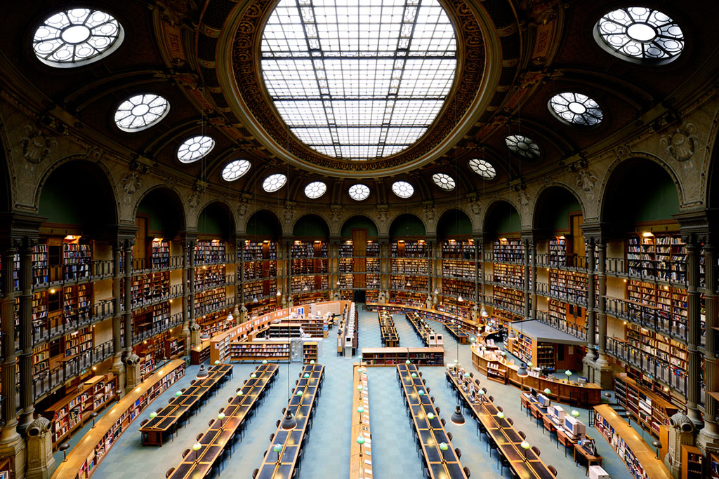 Paris National Library