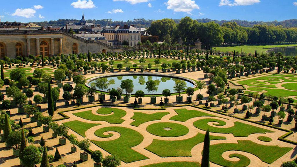 کاخ « ورسای » در فرانسه