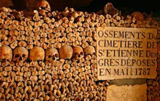Paris Catacombs Tour